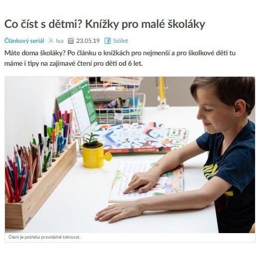 Knížky pro malé školáky